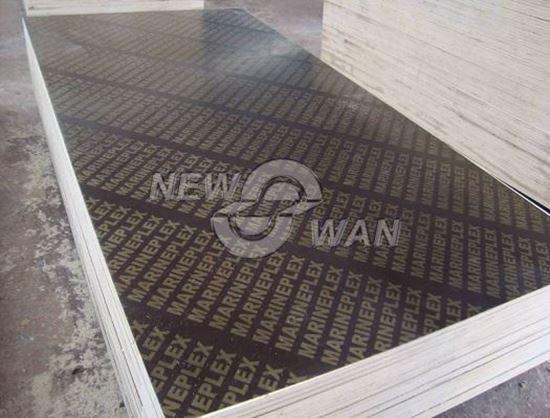تصویر از خریدار تخته چند لایی ، پلی وود چینی مارین پلکس 500 برگ _ تهران